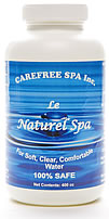 Naturel Spa bottle